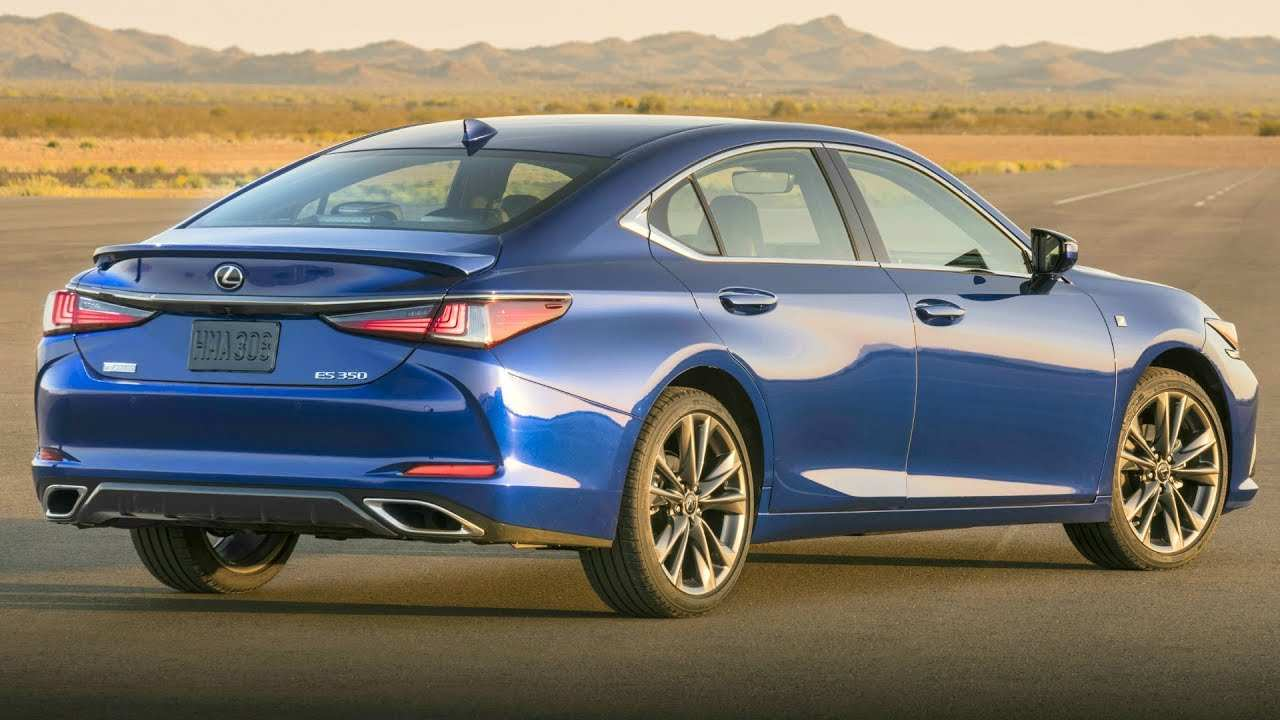 88 Great Lexus Es 2020 Dimensions Performance and New Engine with Lexus Es 2020 Dimensions