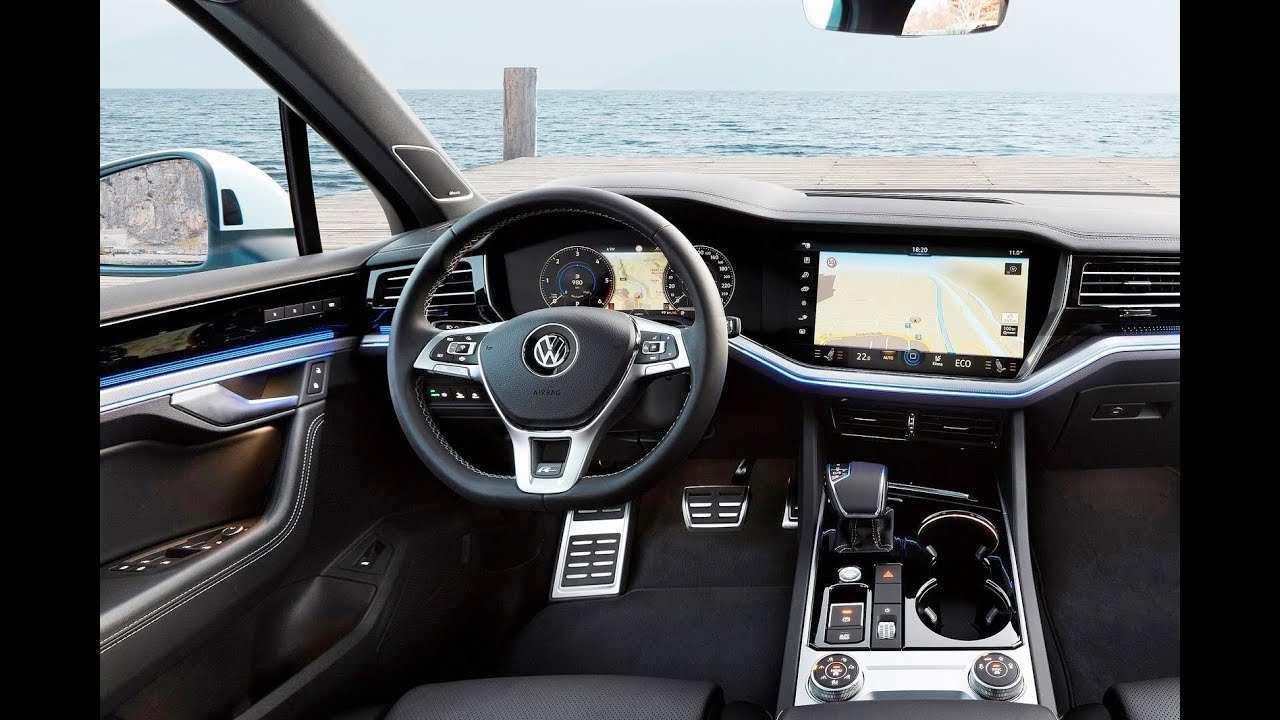 88 Great Volkswagen 2020 Touareg Exterior Redesign with Volkswagen 2020 Touareg Exterior