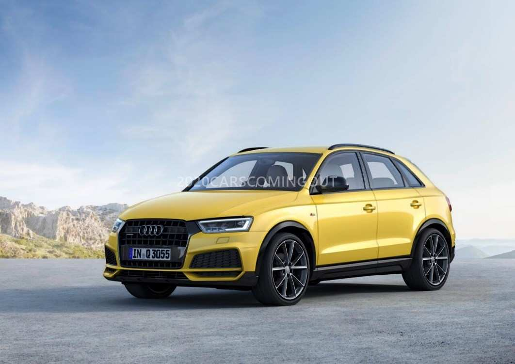 88 New 2020 Audi Q3 Usa Photos for 2020 Audi Q3 Usa