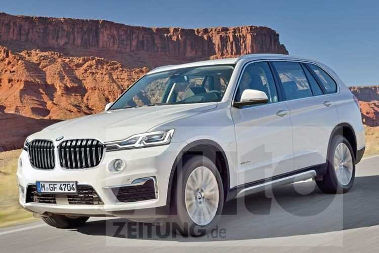 88 New 2020 BMW X7 Suv Series Redesign and Concept by 2020 BMW X7 Suv Series