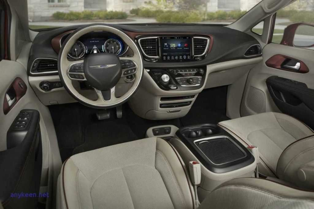88 New 2020 Chrysler Town Country Interior with 2020 Chrysler Town Country