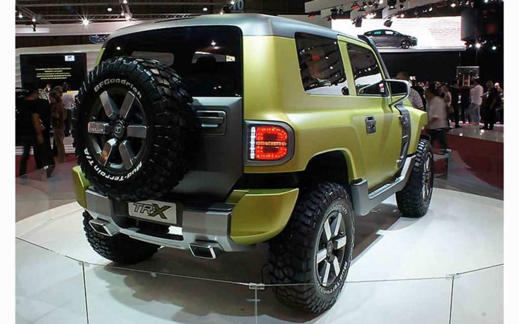 88 New 2020 Fj Cruiser 2018 Ratings by 2020 Fj Cruiser 2018