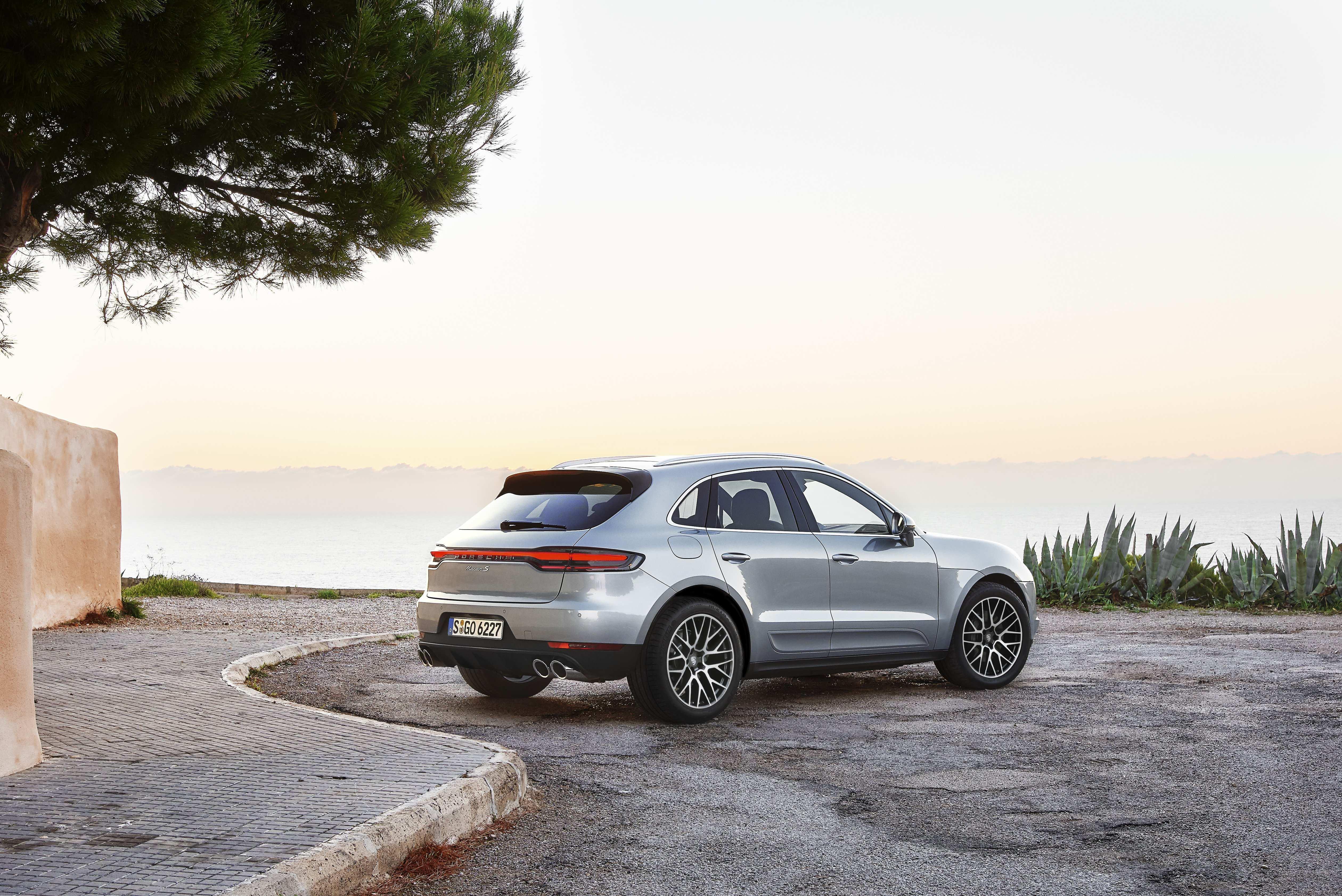 88 New 2020 Porsche Macan Spesification by 2020 Porsche Macan