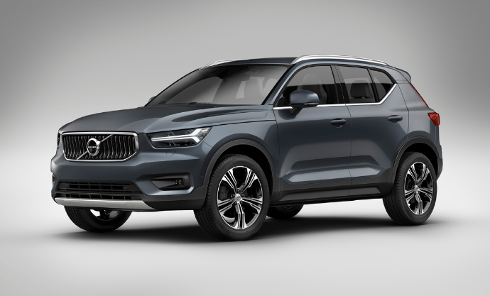 88 New 2020 Volvo Xc40 Length Performance and New Engine with 2020 Volvo Xc40 Length