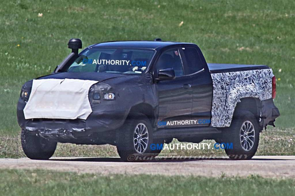 88 The 2020 Chevrolet Colorado Z72 Pricing by 2020 Chevrolet Colorado Z72