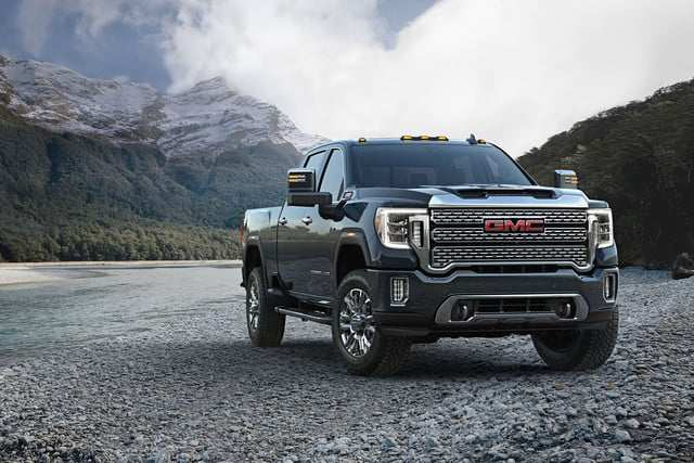 88 The 2020 GMC Sierra Hd Concept for 2020 GMC Sierra Hd