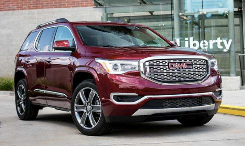 88 The 2020 Gmc Acadia Denali Configurations for 2020 Gmc Acadia Denali