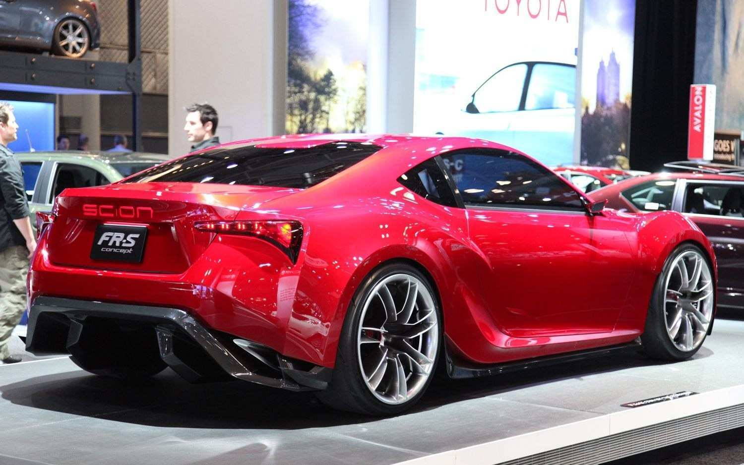 88 The 2020 Scion Frs Performance by 2020 Scion Frs
