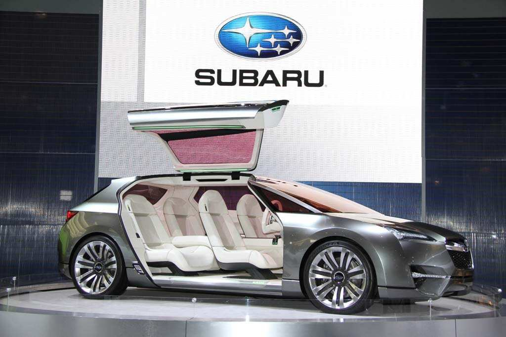 88 The Subaru Plug In Hybrid 2020 Rumors for Subaru Plug In Hybrid 2020