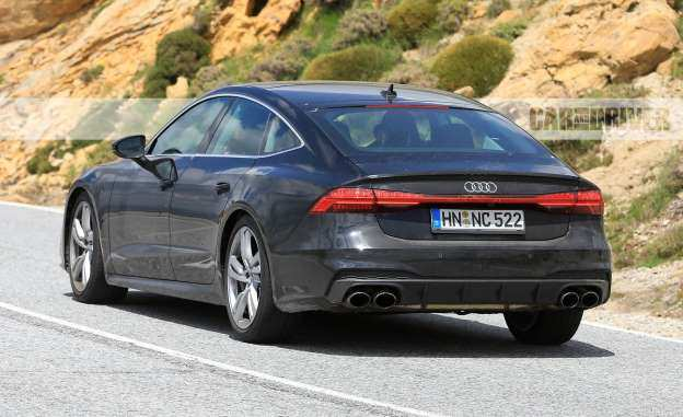89 All New 2020 Audi S7 First Drive with 2020 Audi S7