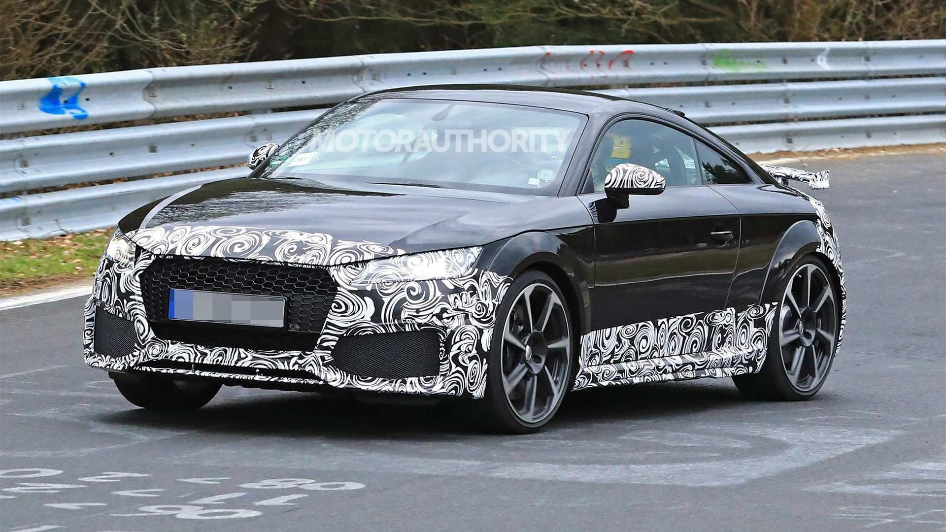 89 All New 2020 Audi TT Spy Shoot by 2020 Audi TT