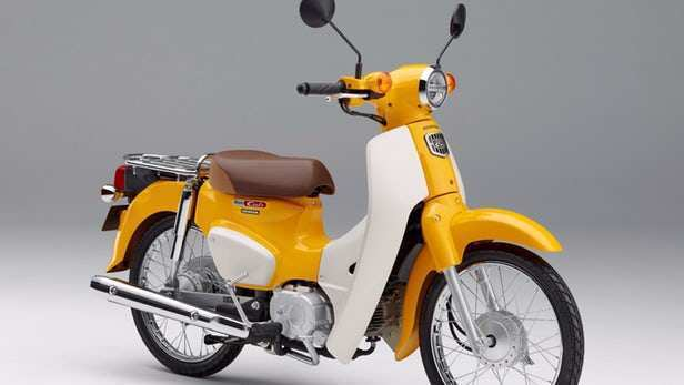 89 All New 2020 Honda Super Cub Top Speed Pictures by 2020 Honda Super Cub Top Speed