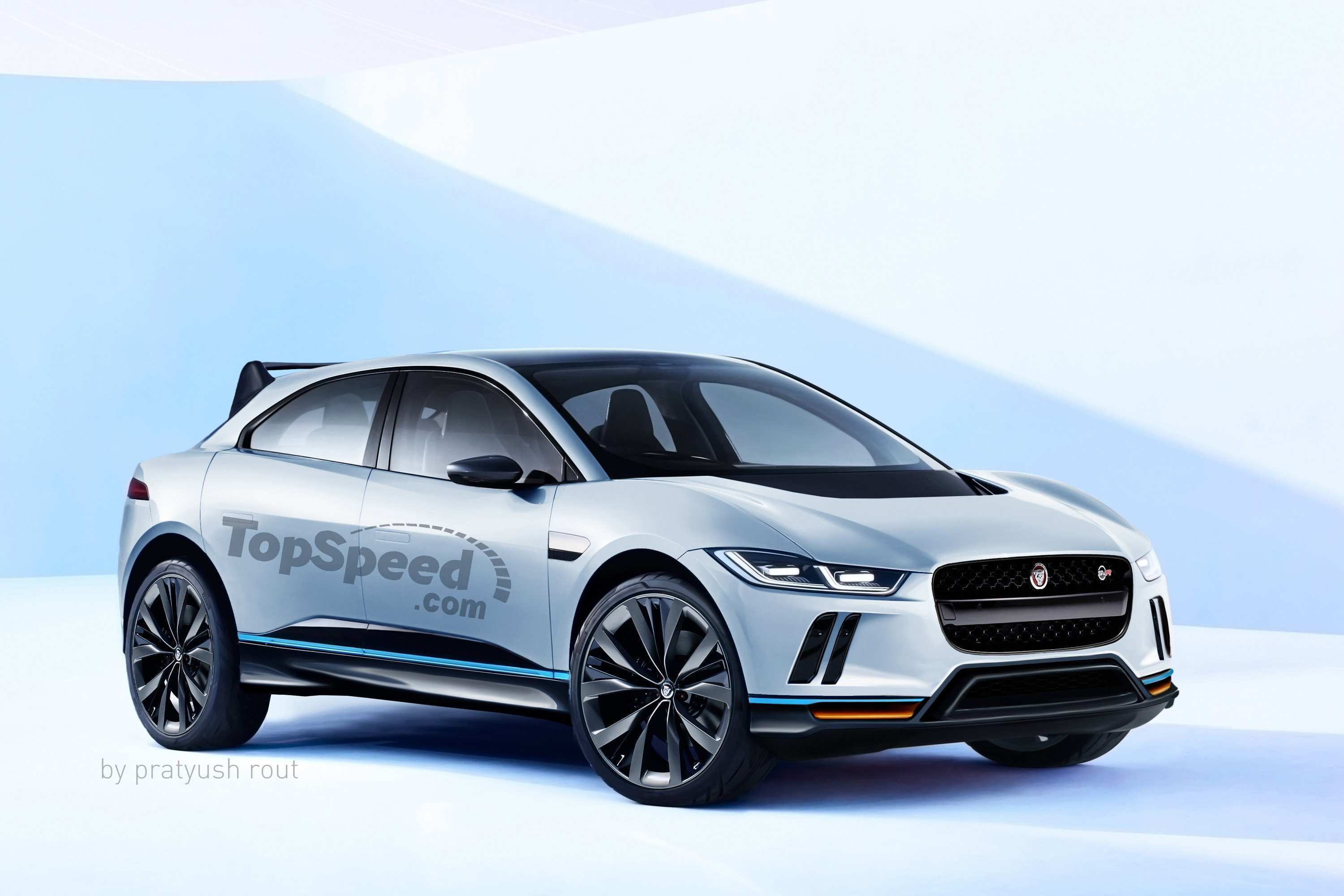 89 All New 2020 Jaguar F Pace Svr Interior by 2020 Jaguar F Pace Svr