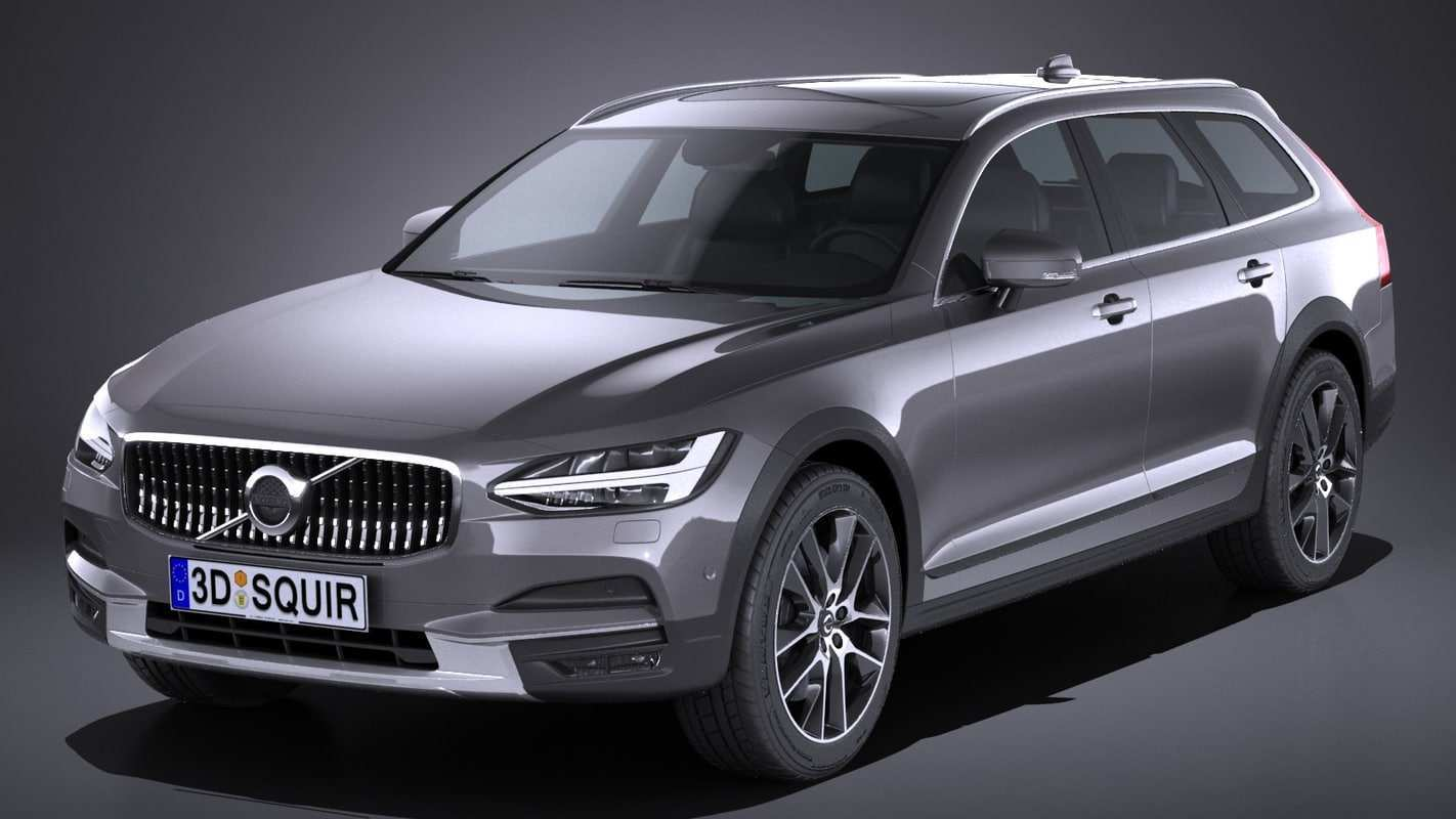 89 All New Volvo V90 Cross Country 2020 Price by Volvo V90 Cross Country 2020