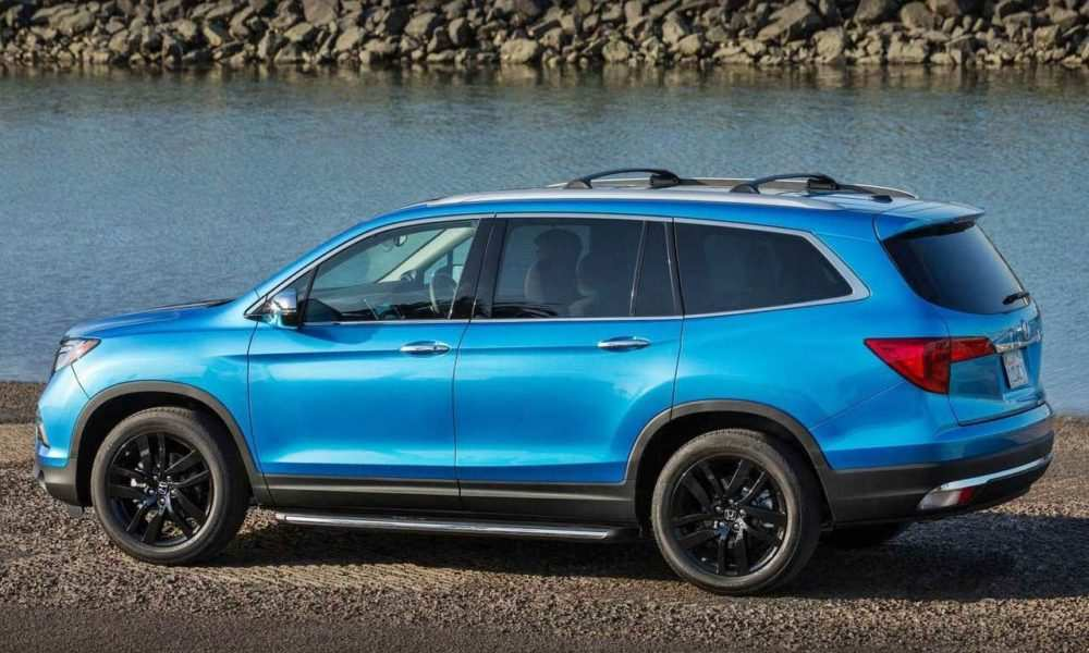 89 Best Review 2020 Honda Pilot Spy Photos Configurations for 2020 Honda Pilot Spy Photos