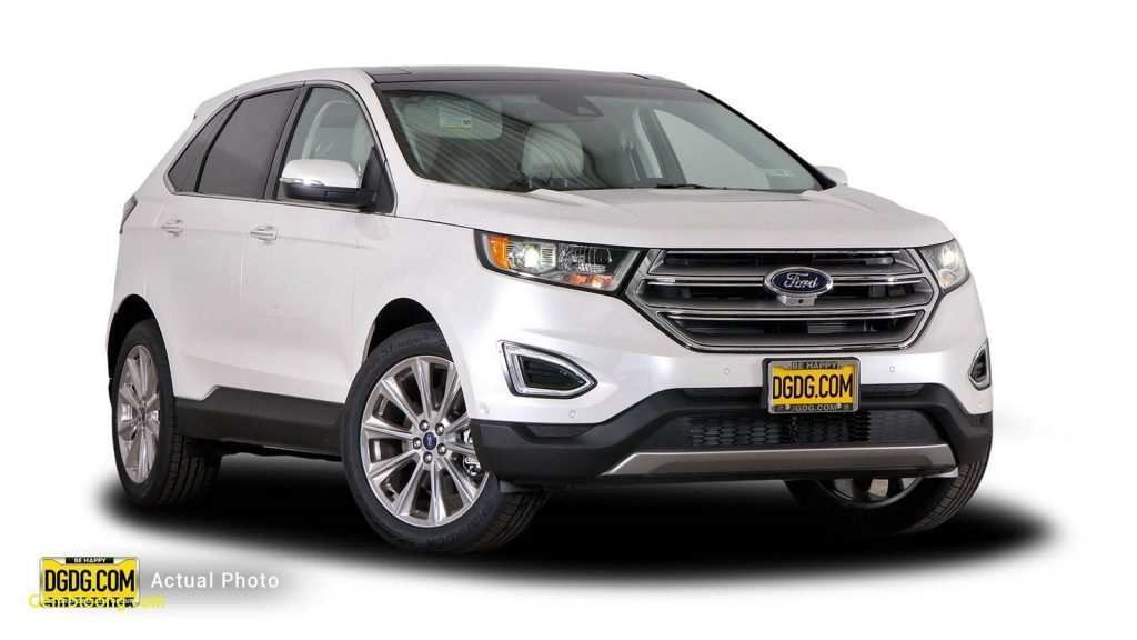 89 Best Review Ford Edge 2020 New Design Interior for Ford Edge 2020 New Design