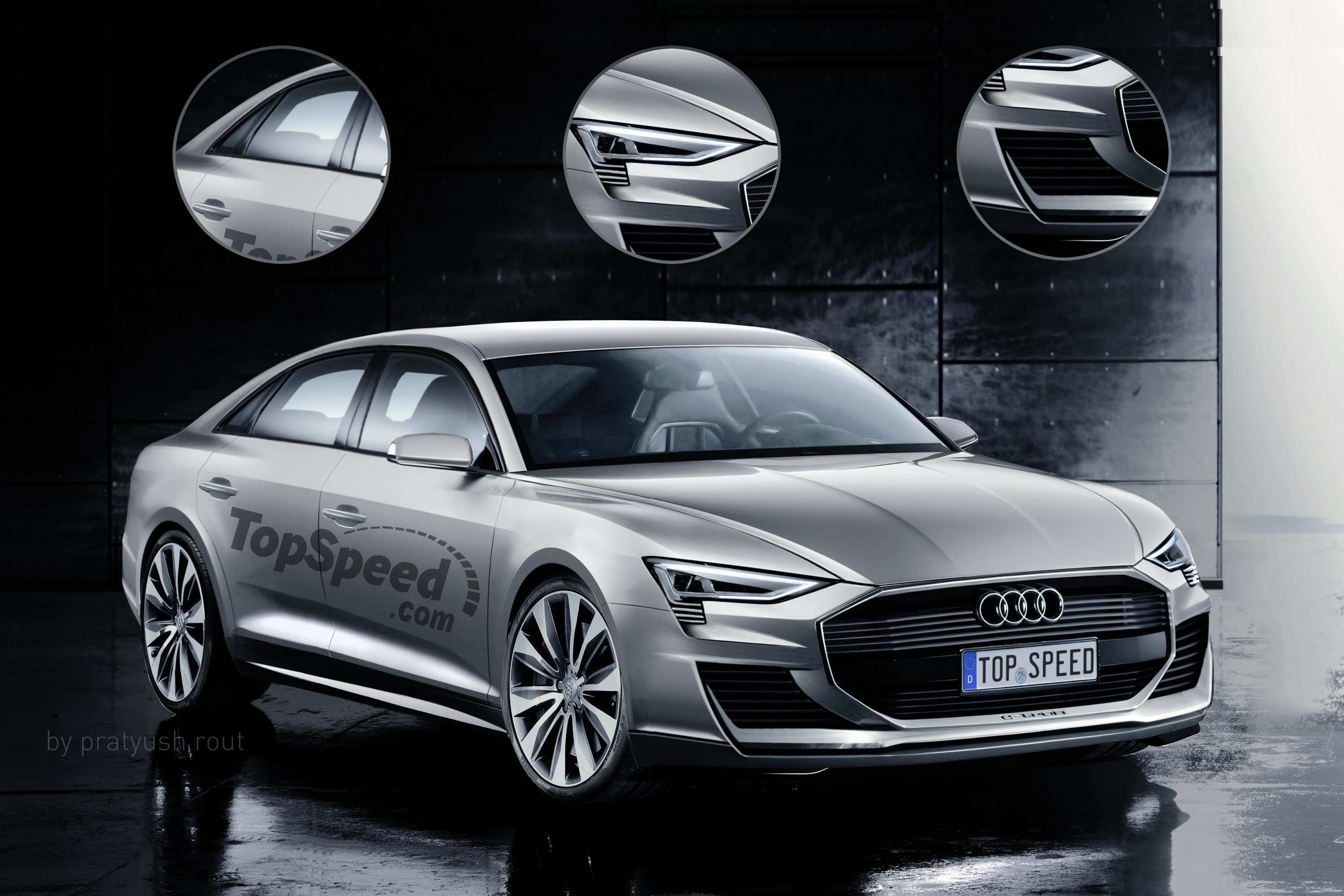 89 Concept of 2020 All Audi A9 Release by 2020 All Audi A9