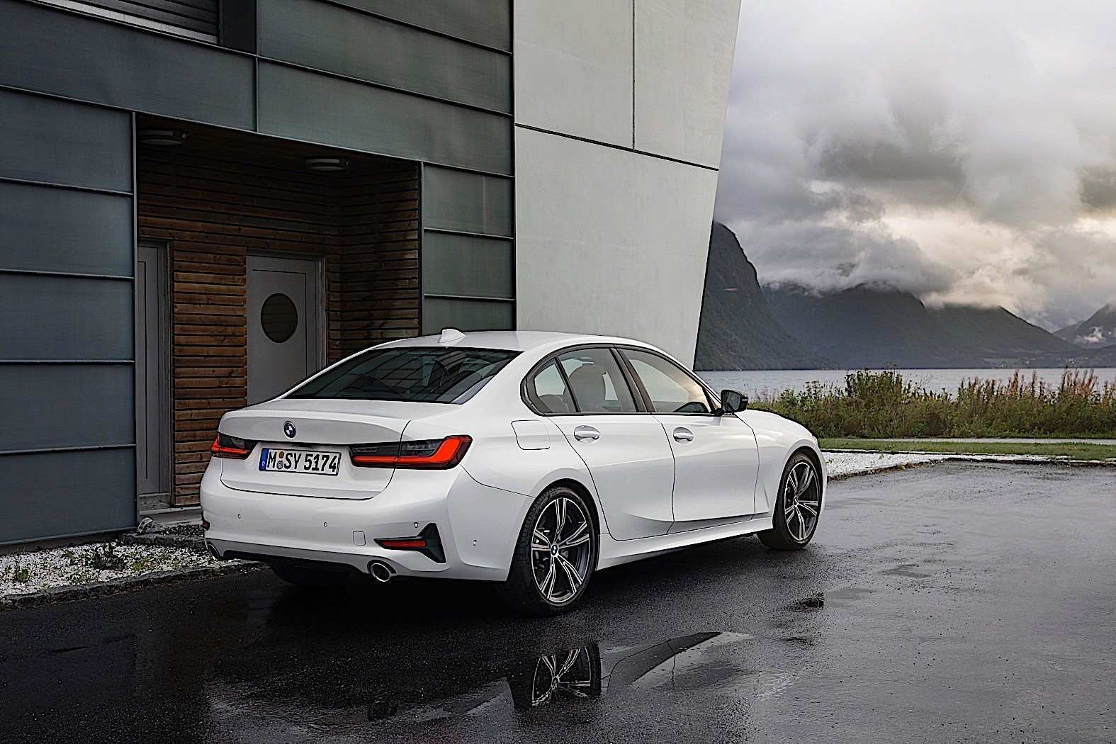 89 Concept of 2020 BMW 3 Series Model with 2020 BMW 3 Series