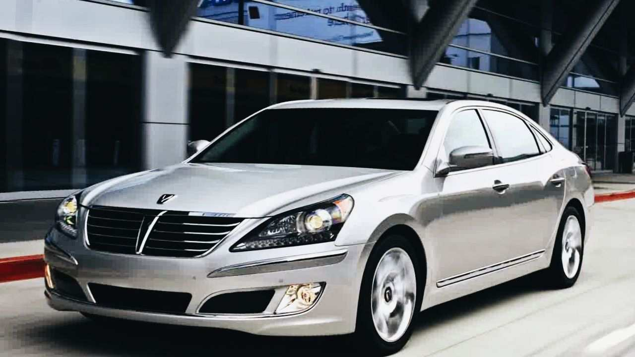 89 Concept of 2020 Hyundai Equus Ultimate Overview for 2020 Hyundai Equus Ultimate