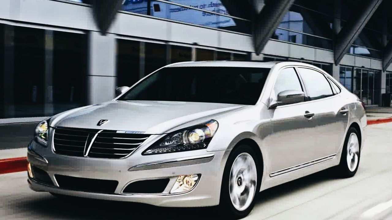 2020 Hyundai Equus Ultimate Pricing