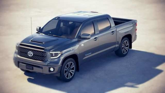 89 Concept of 2020 Toyota Tundra Exterior by 2020 Toyota Tundra