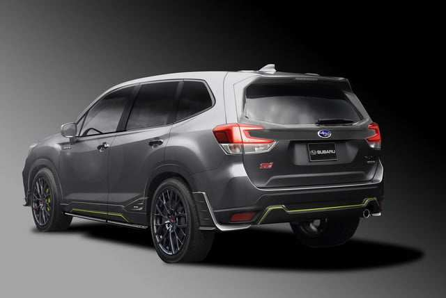 89 Concept of Subaru Forester 2020 Japan Exterior for Subaru Forester 2020 Japan
