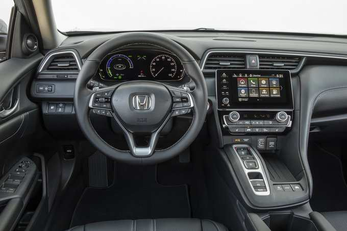 89 Gallery of 2020 Honda Insight Overview by 2020 Honda Insight
