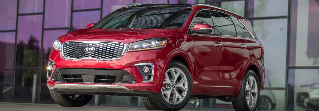 89 Gallery of 2020 Kia Sorento White Model by 2020 Kia Sorento White