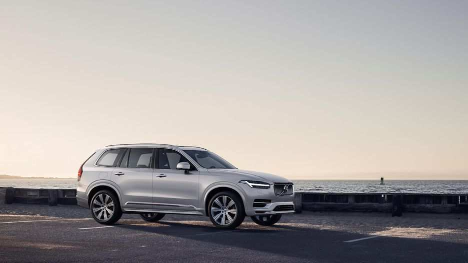 89 Gallery of 2020 Volvo XC90 Interior by 2020 Volvo XC90
