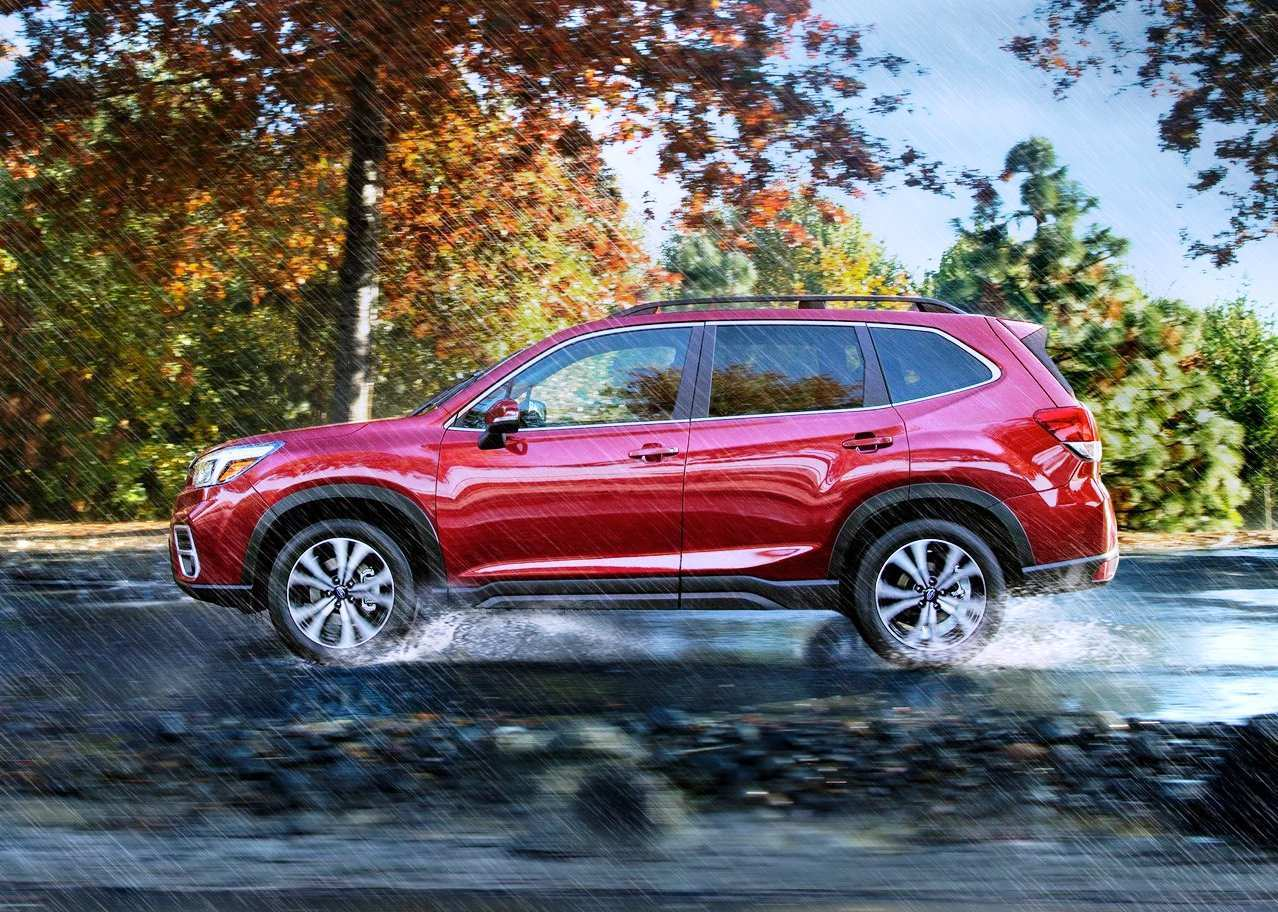 89 Gallery of Dimensions Of 2020 Subaru Forester Speed Test by Dimensions Of 2020 Subaru Forester