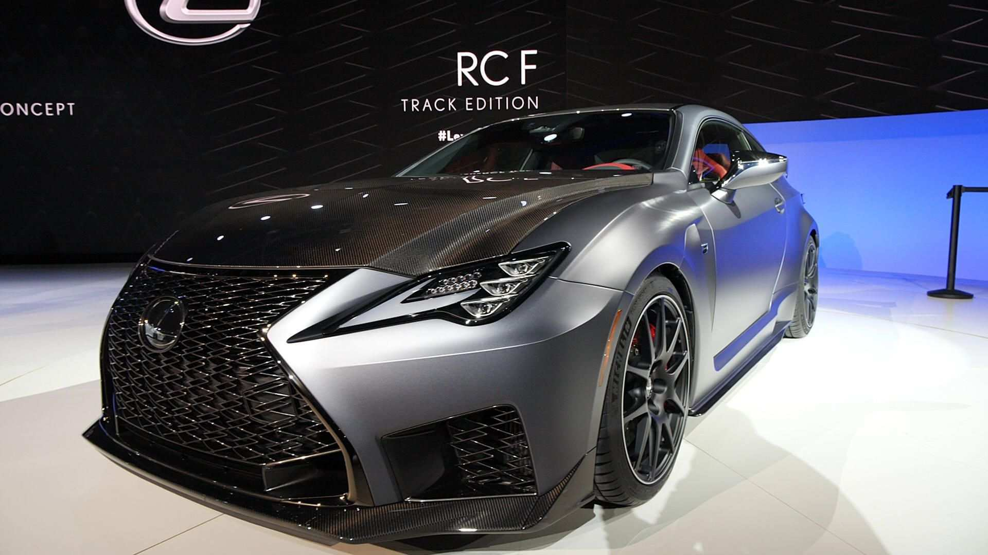 89 Gallery of Rcf Lexus 2020 Style with Rcf Lexus 2020