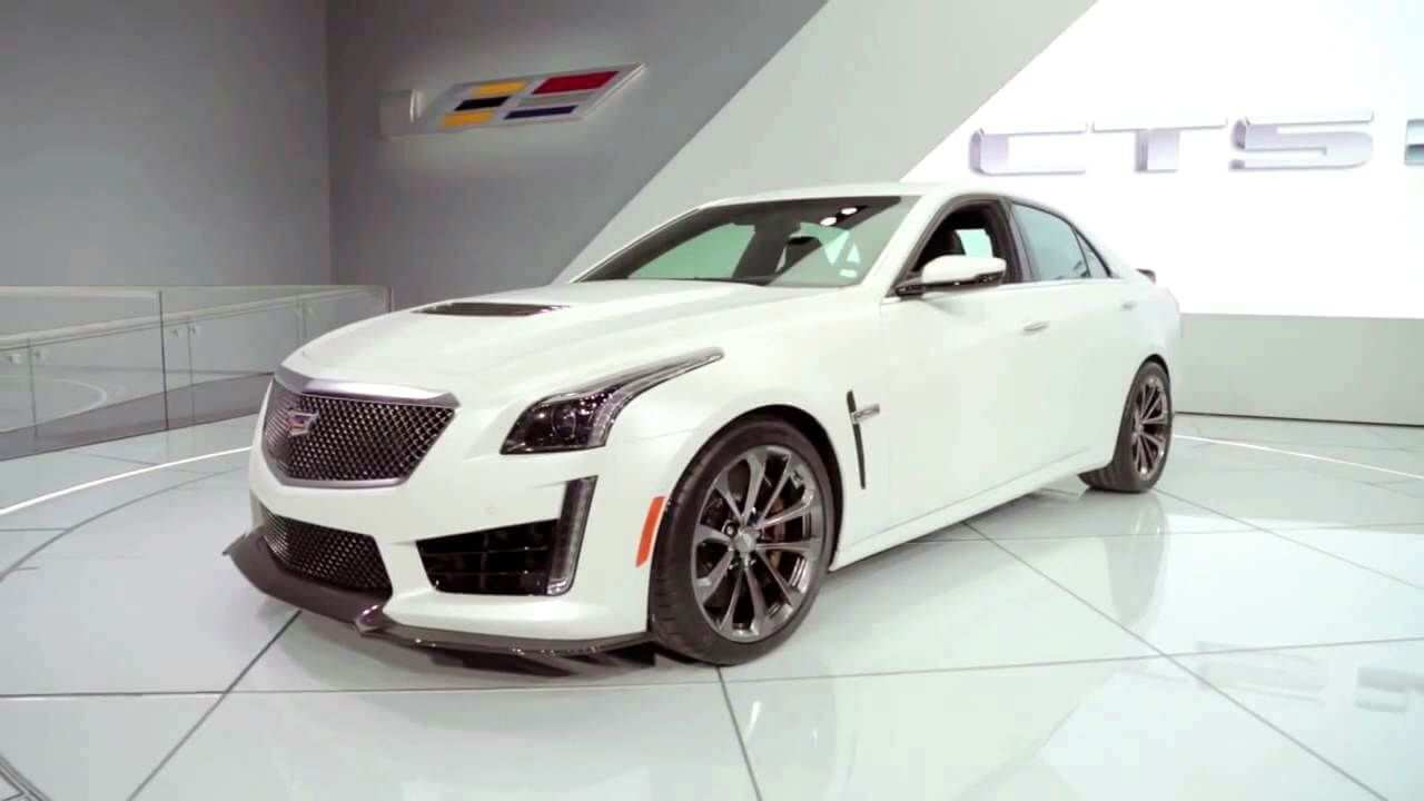 89 Great 2020 Cadillac ATS V Coupe Release by 2020 Cadillac ATS V Coupe