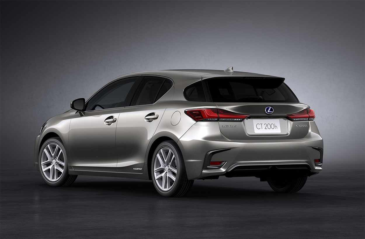 89 Great 2020 Lexus CT 200h Overview with 2020 Lexus CT 200h