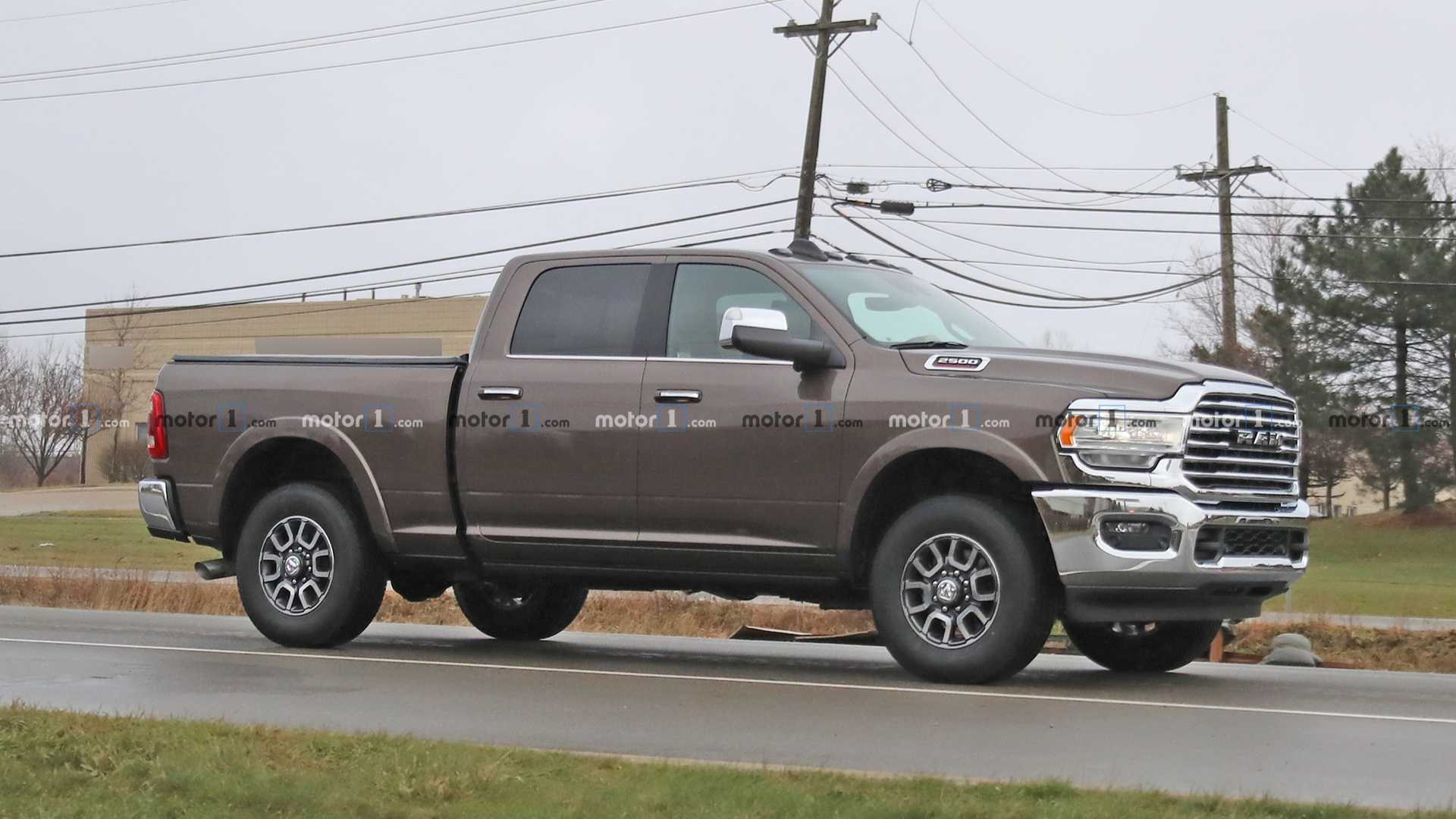 89 Great 2020 Ram 2500 Diesel First Drive with 2020 Ram 2500 Diesel