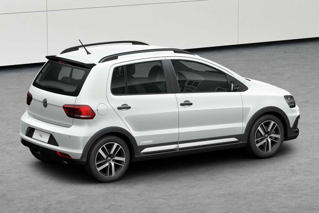 89 Great Volkswagen Fox Xtreme 2020 New Review by Volkswagen Fox Xtreme 2020