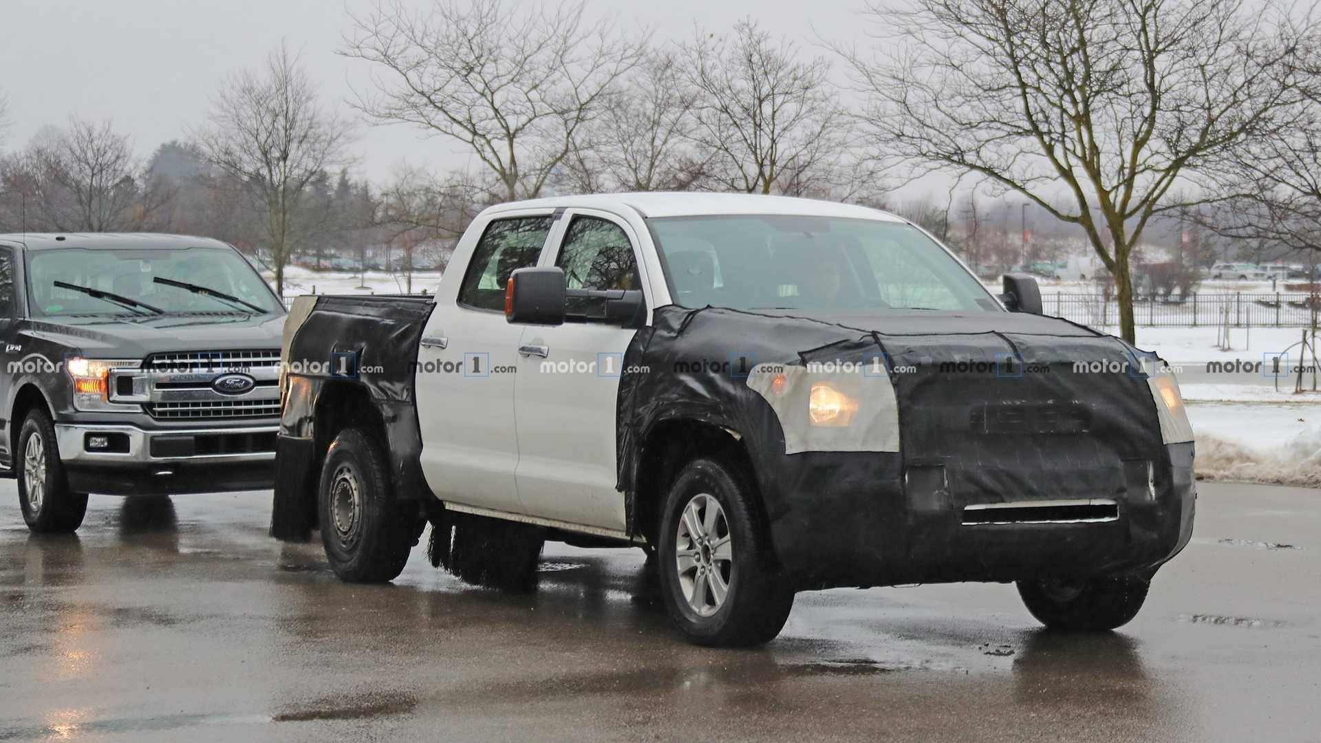 89 New 2020 Toyota Tundra Exterior and Interior by 2020 Toyota Tundra