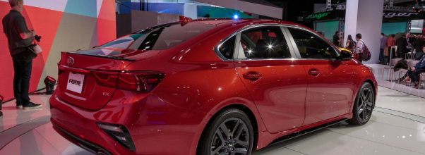 89 New Kia Forte 2020 Colors Release with Kia Forte 2020 Colors