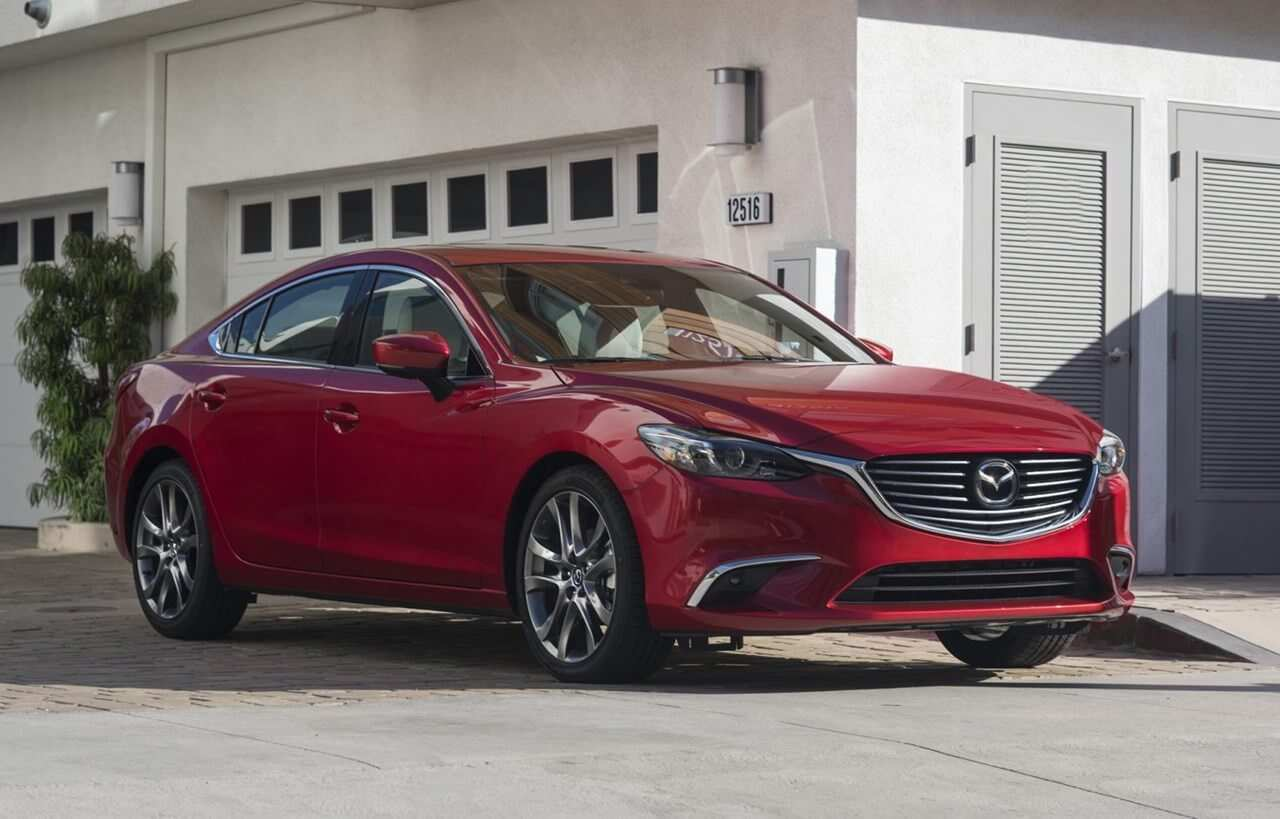 89 New Mazda 6 2020 Exterior Release Date by Mazda 6 2020 Exterior