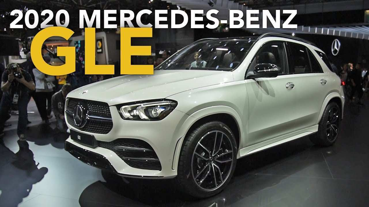 89 New Mercedes Gle 2020 Youtube Exterior and Interior by Mercedes Gle 2020 Youtube