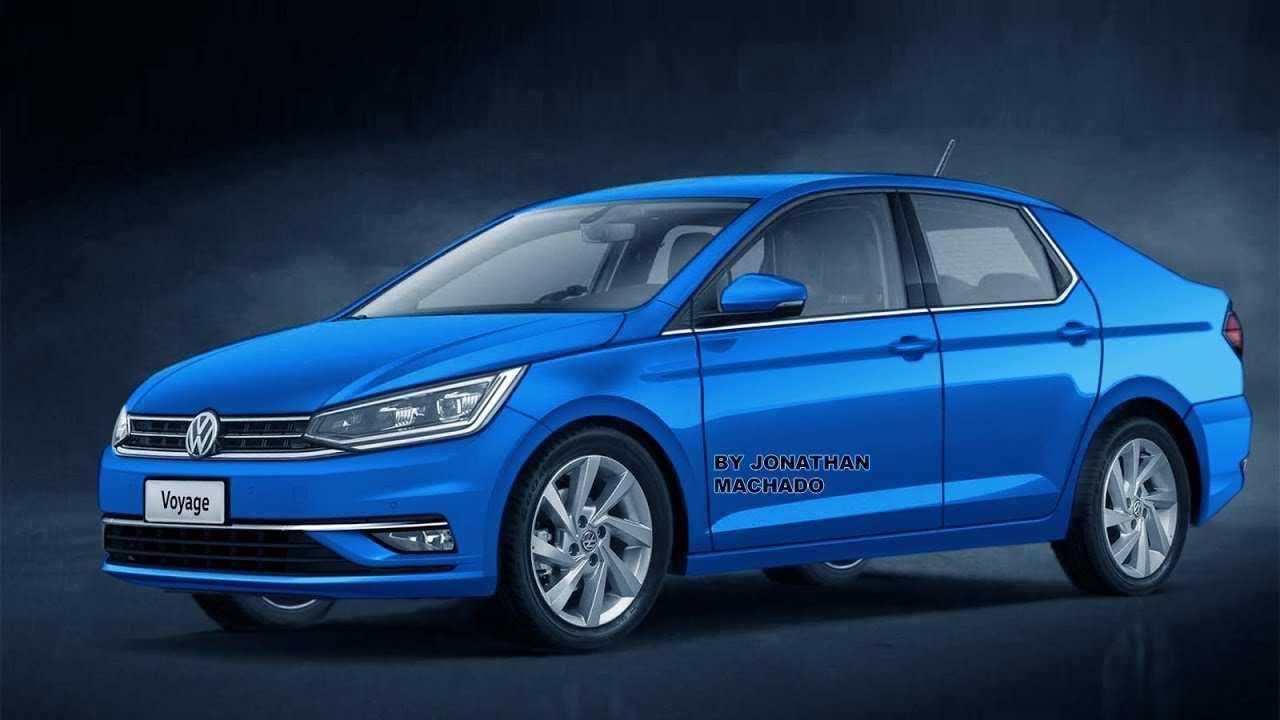 89 New Volkswagen Voyage 2020 Model by Volkswagen Voyage 2020