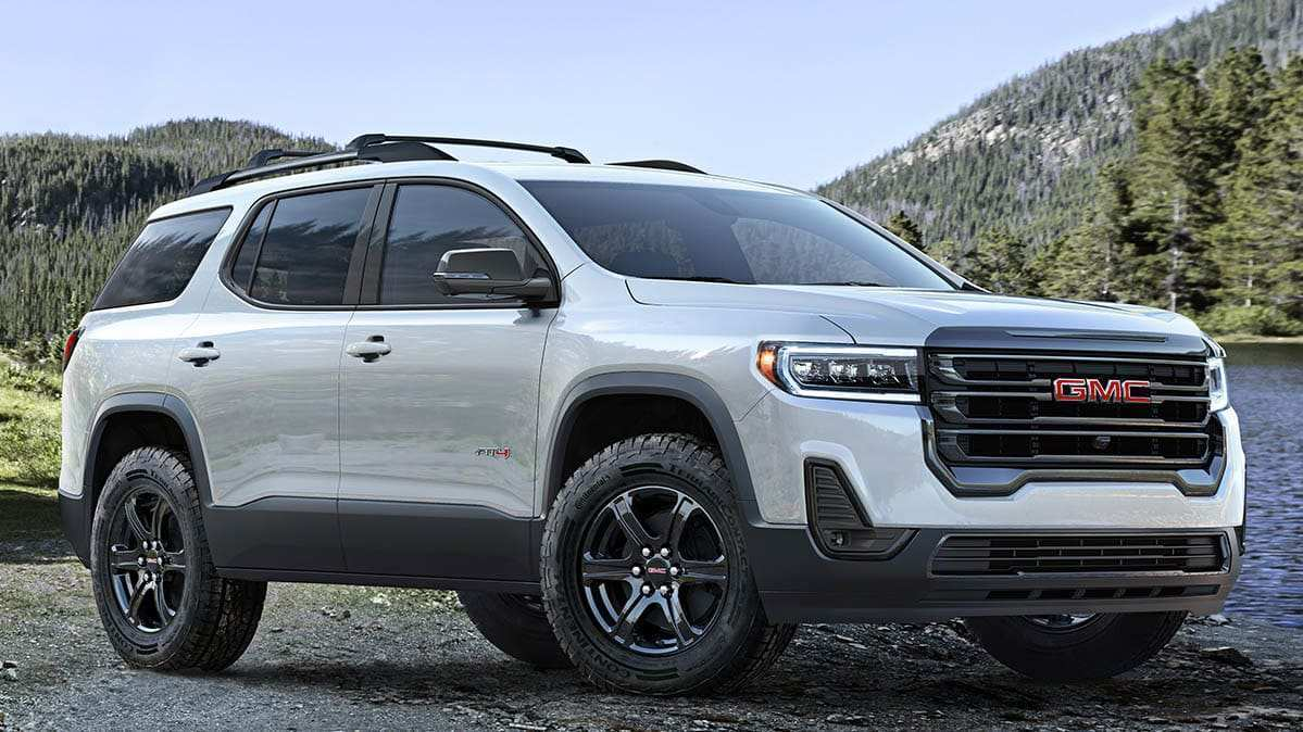 89 The 2020 GMC Acadia Configurations for 2020 GMC Acadia