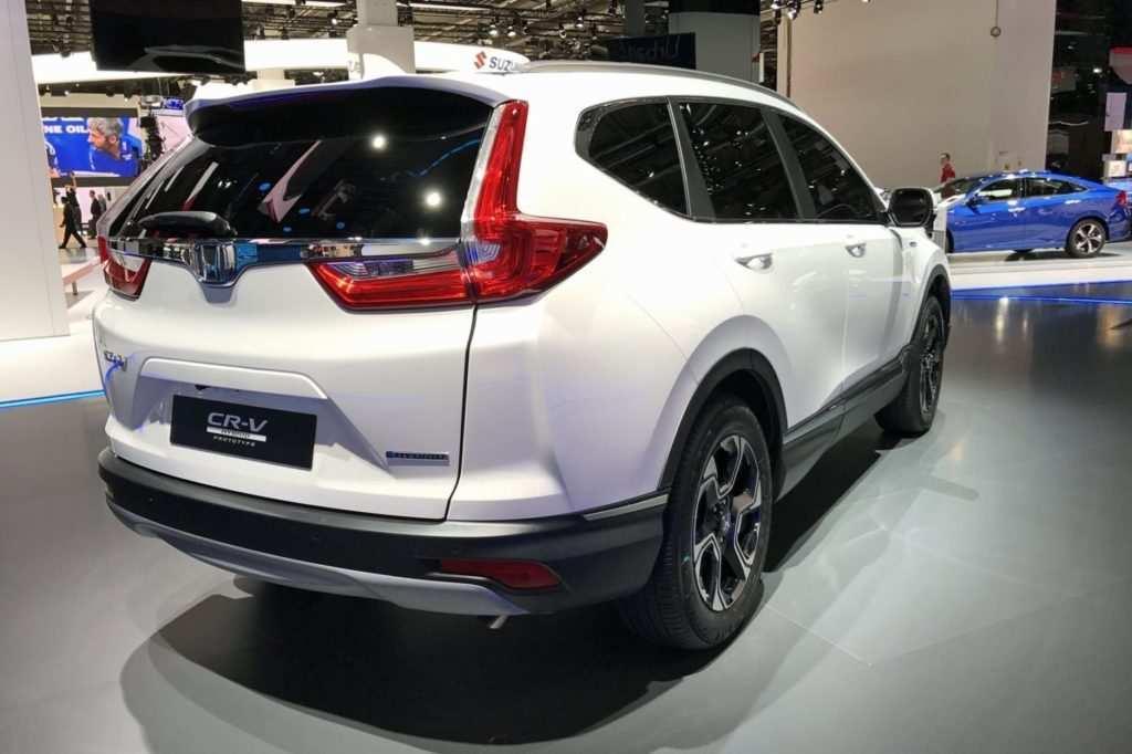 89 The 2020 Honda CR V Concept for 2020 Honda CR V