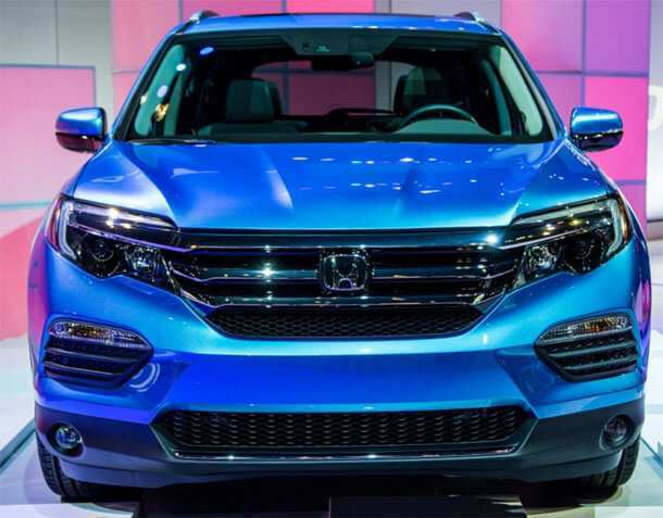 89 The 2020 Honda Pilot New Concept with 2020 Honda Pilot