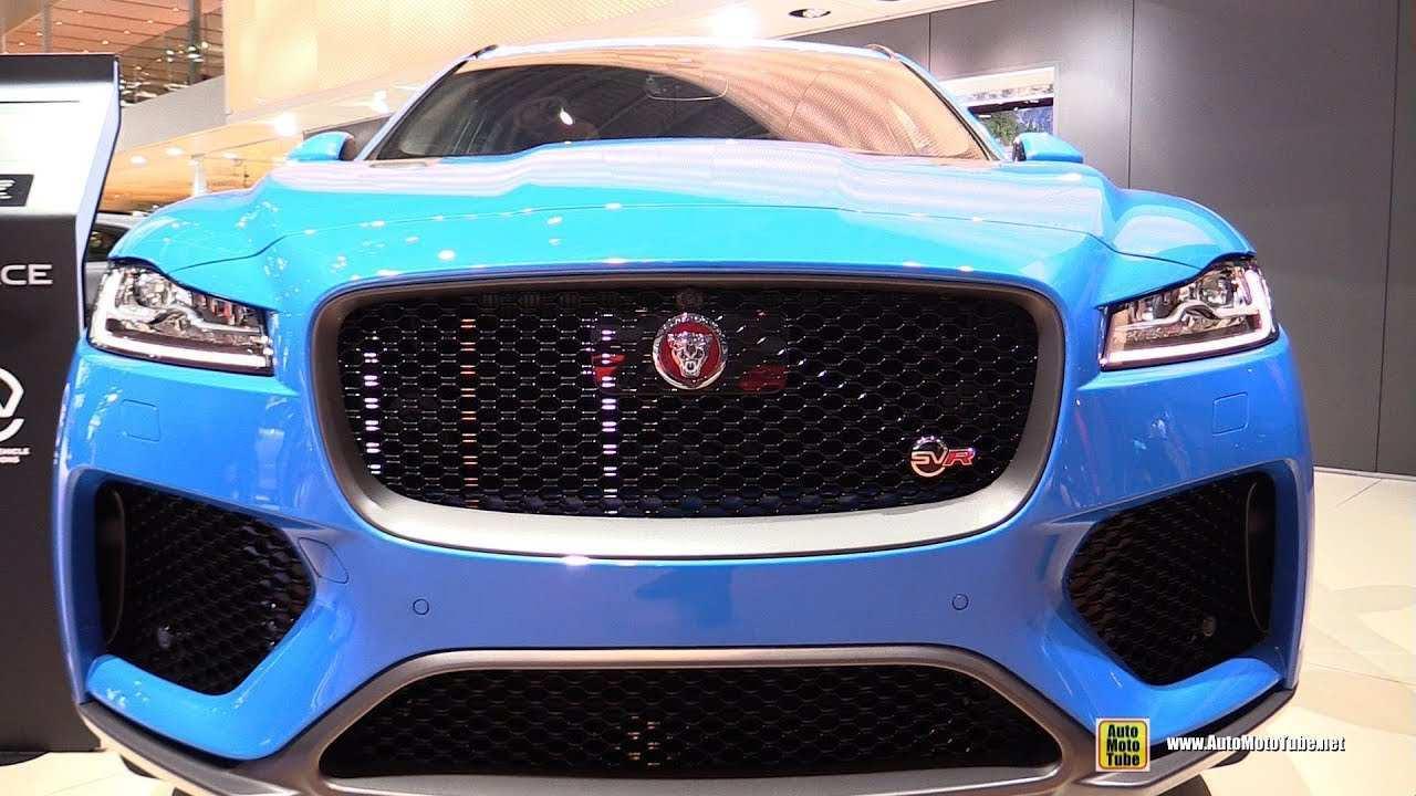 89 The 2020 Jaguar F Pace Svr Exterior Exterior with 2020 Jaguar F Pace Svr Exterior
