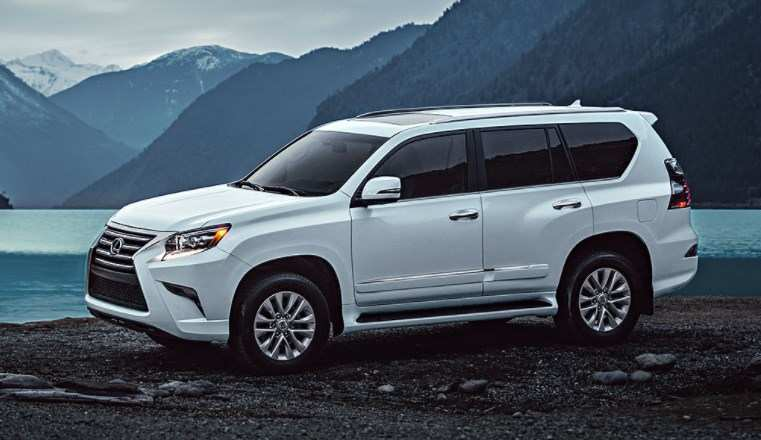 89 The 2020 Lexus GX 460 Concept for 2020 Lexus GX 460