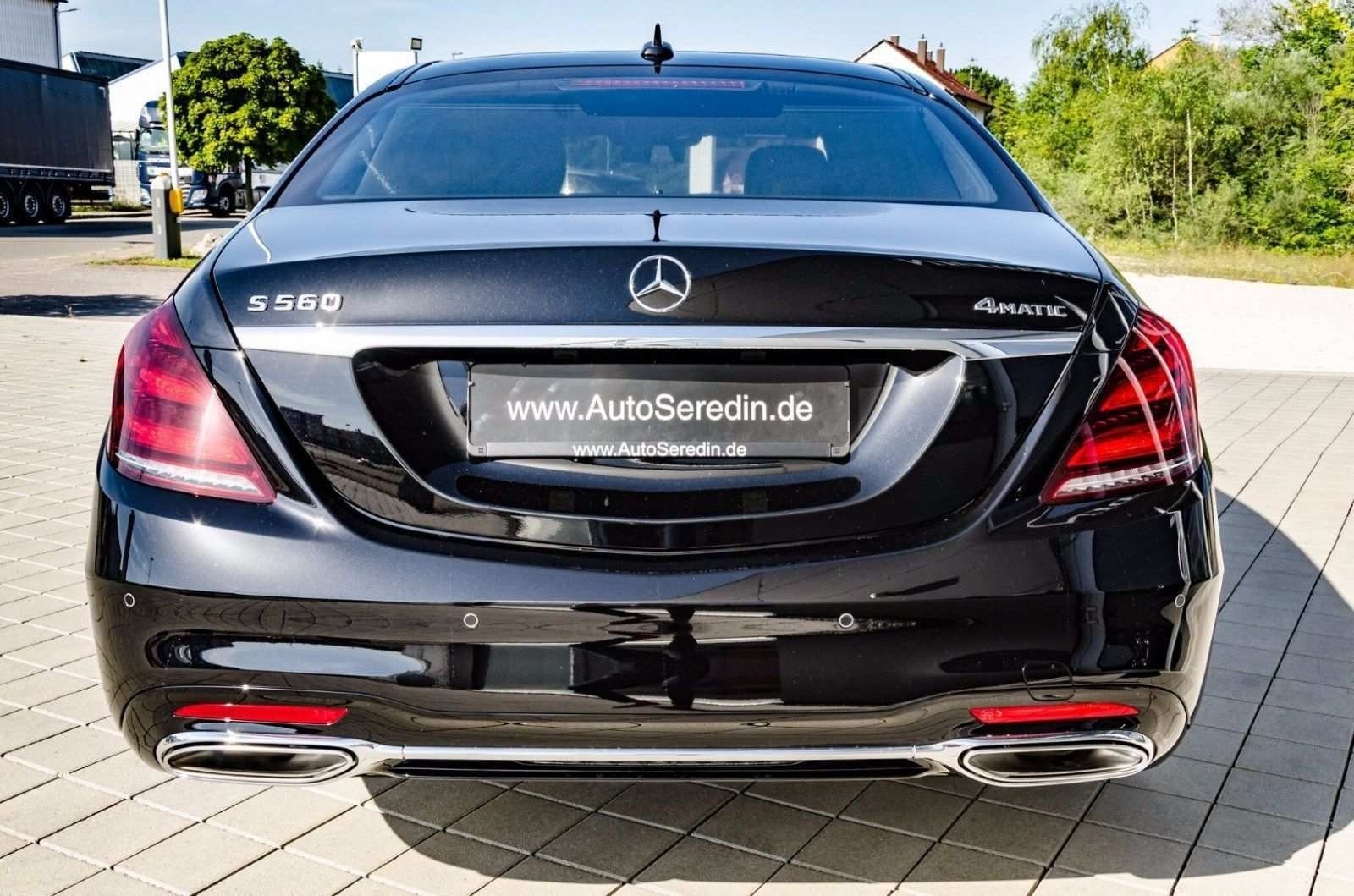 89 The Mercedes 2020 S560 New Review for Mercedes 2020 S560