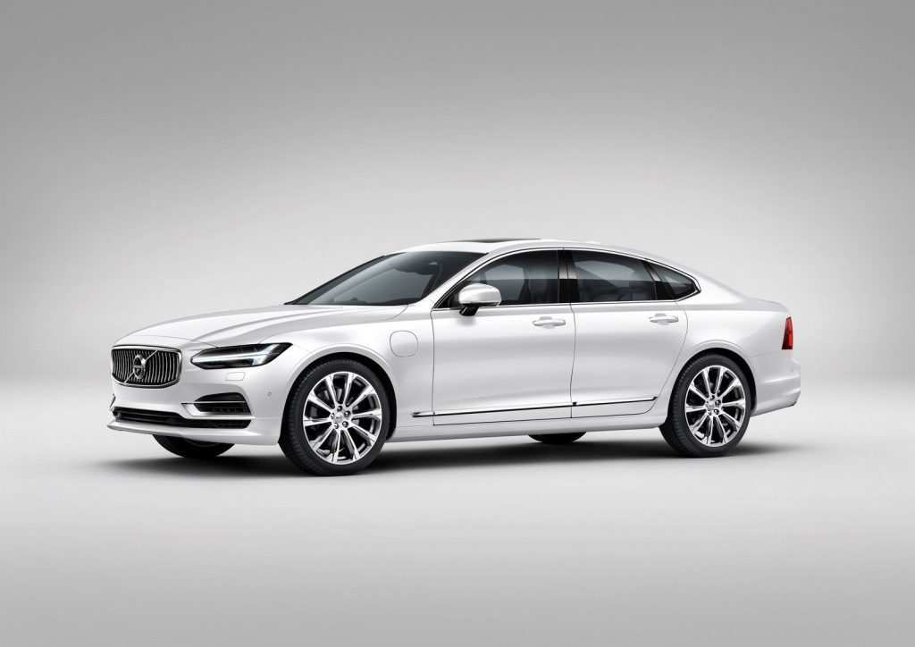 89 The Volvo S90 2020 New Review for Volvo S90 2020