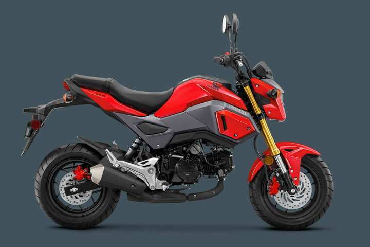 90 All New 2020 Honda Grom Top Speed Exterior and Interior for 2020 Honda Grom Top Speed