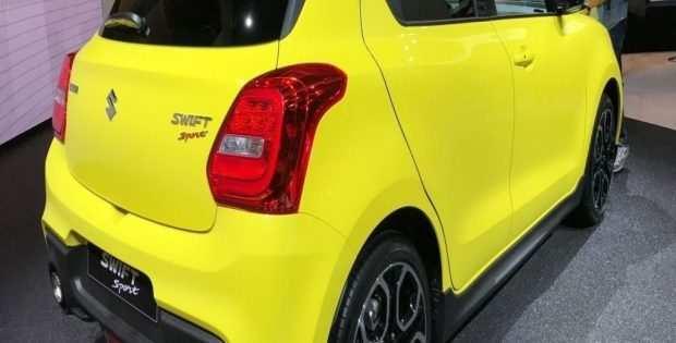 90 All New 2020 Suzuki Swift Prices by 2020 Suzuki Swift