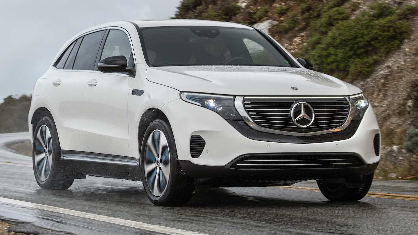 90 All New Eqc Mercedes 2020 Style for Eqc Mercedes 2020